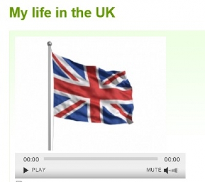 My life in the UK